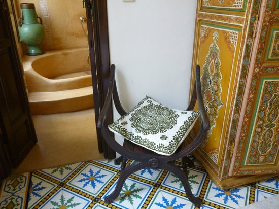 RIad Al Loune: Room Vert