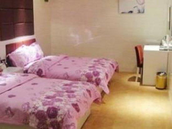 Starway Hotel Nanjing Hexi Dinghuaimen Photo