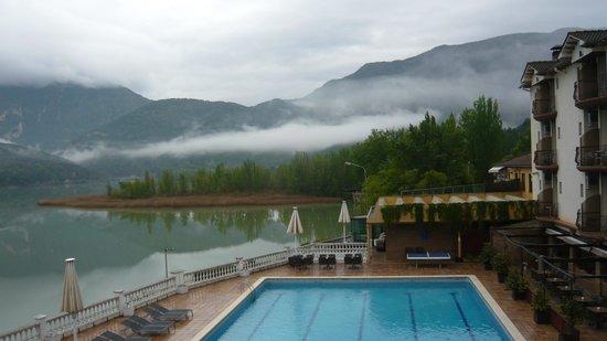 Hotel Terradets: Terradets con nubes