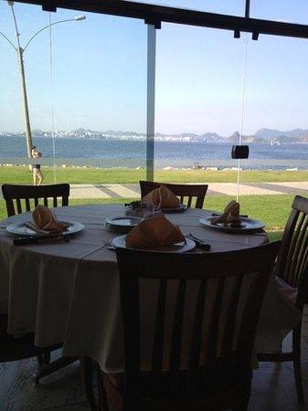 Porcao Rio's: linda vista!