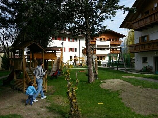 Flotscherhof: parco giochi