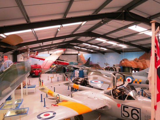 Airworld Aviation Museum: Caernarfon Airworld