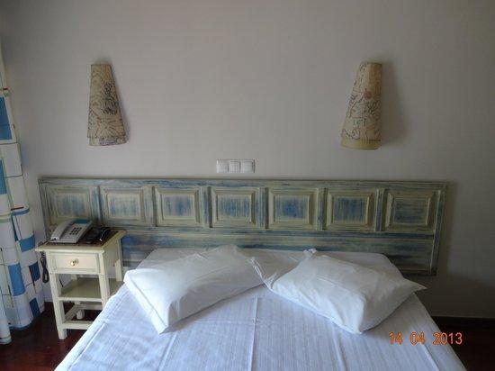 Hotel Lisboa Tejo: quarto