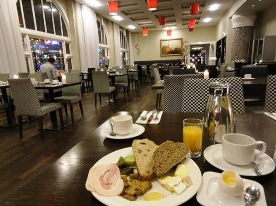 Scandic Palace Hotel: Scandic Palace - my breakfast