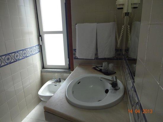 Lisboa Tejo: banheiro