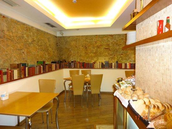Hotel Lisboa Tejo: restaurante