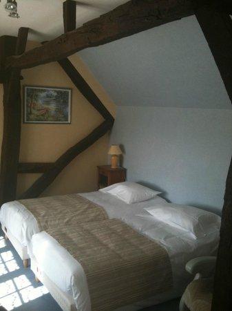 Hotel Le Bon Laboureur : chambre