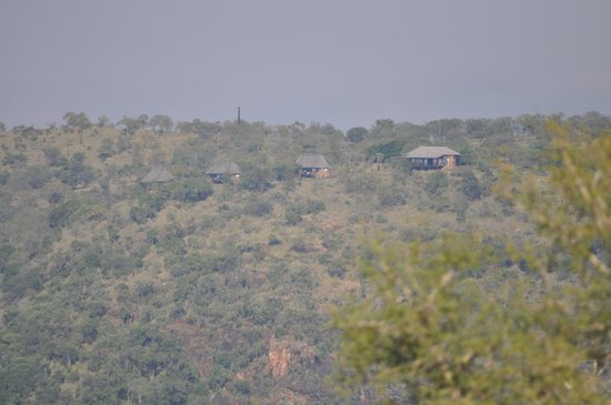 Leopard Mountain Safari Lodge: Leopard Mountain lodge