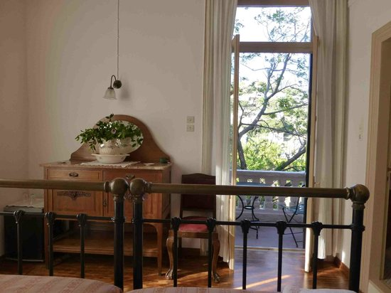 Hotel Archontiko Angelou: Room 2 balcony