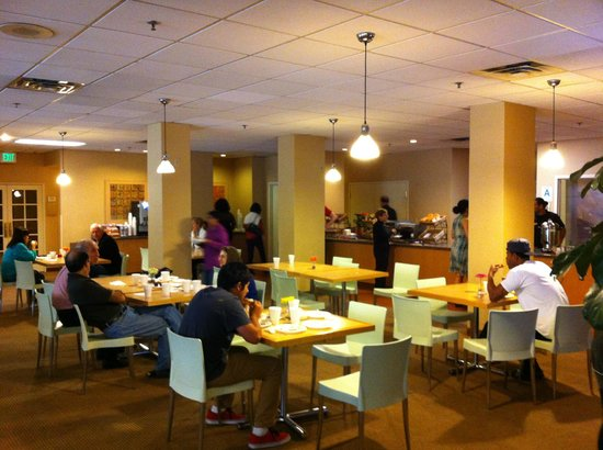 La Quinta Inn & Suites LAX: Zona desayuno