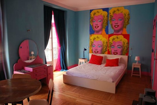 Artbeat Rooms: warhol room