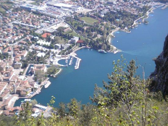 LakeFront Hotel Mirage: foto del lago di garda