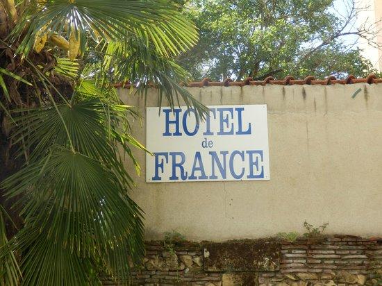 Hotel de France: No description needed