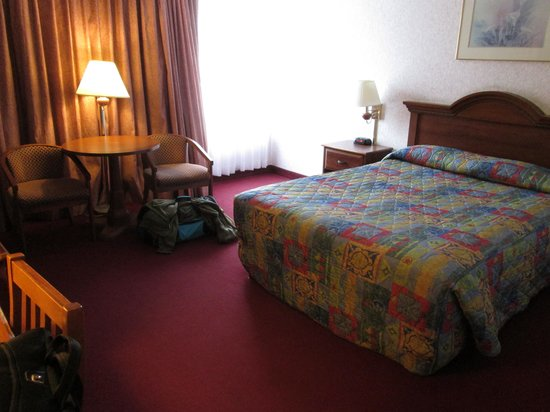 Super 8 Eureka: Comfortable room