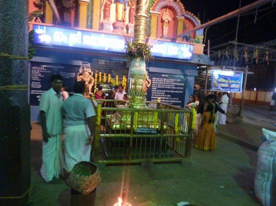 The Gateway Hotel Janardhanapuram Varkala: Festival in Varkala!!