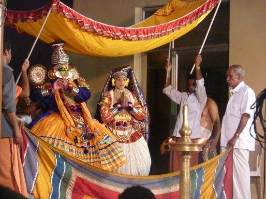 The Gateway Hotel Janardhanapuram Varkala: Festival in Varkala
