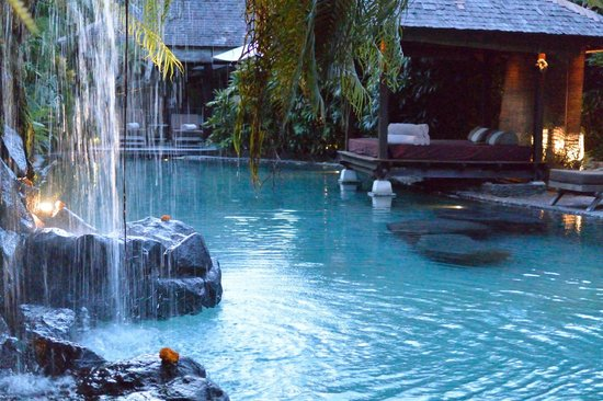 Jamahal Private Resort & Spa: Pool area