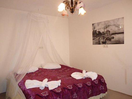 Urgup Kaya Hotel: chambre