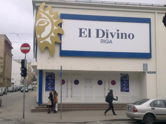 Клуб El Divino