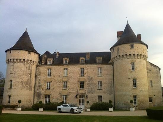 Chateau de Marcay: une demeure parfaite