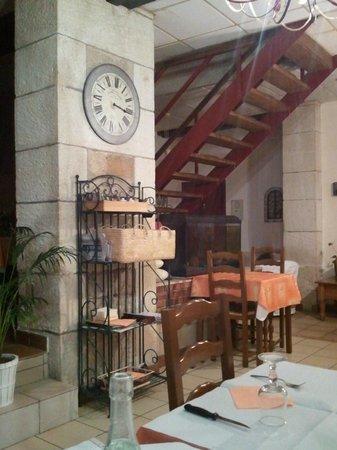 Hotel Le San Remo: Salle à manger