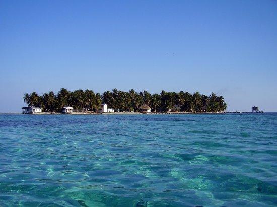 An Island Chalet