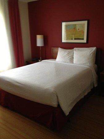 Residence Inn Little Rock: bedroom