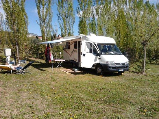 Piantelle Camping: LA PIAZZOLA