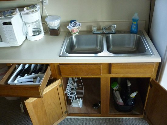 Mansfield Woods: キッチン用品