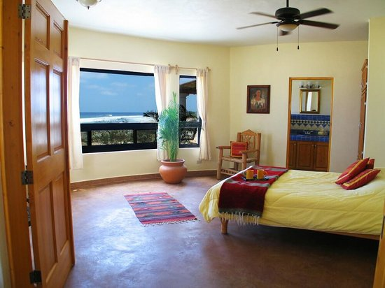 Osprey San Pedrito: views from each room