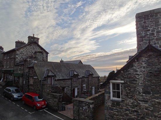 Castle Cottage Restaurant with Rooms: vue