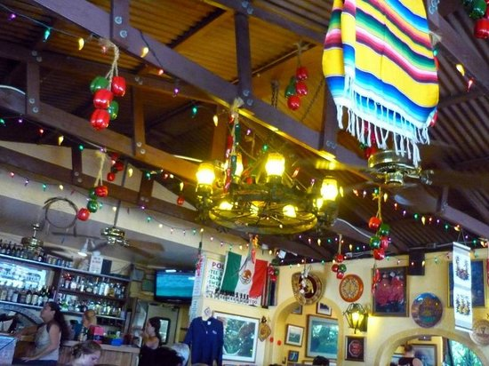 Polli's Mexican Restaurant: Authentic Mexican Memorabilia