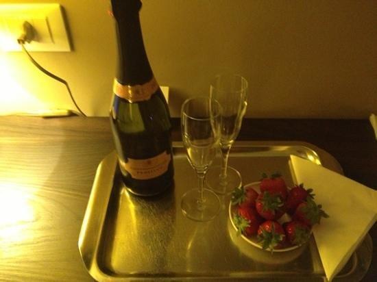 Arcadia Boutique Hotel: para uma noite romântica, um pedido especial!