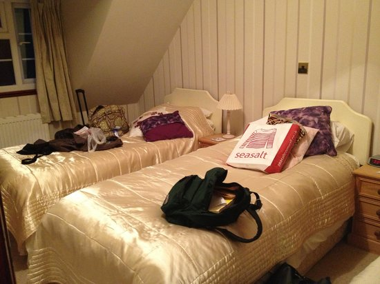 Down Ende: A bedroom