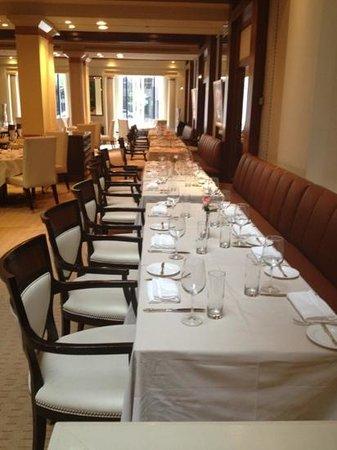 Cincinnatian Hotel: Palace Restaurant