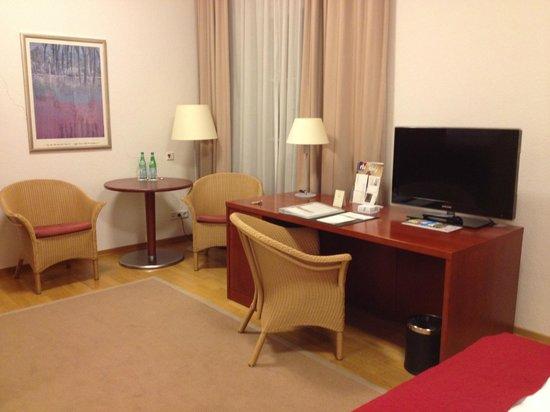 Collegium Leoninum Hotel: Quiet and Spacious