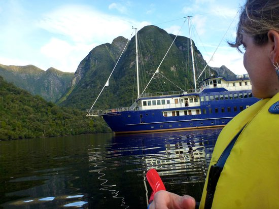 Doubtful Sound Small Boat Cruises Day Trip - Real Journeys: Kayaking in Doubtful Sound