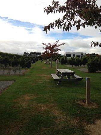 Manapouri Motorhome & Caravan Park: manapouri motor home park