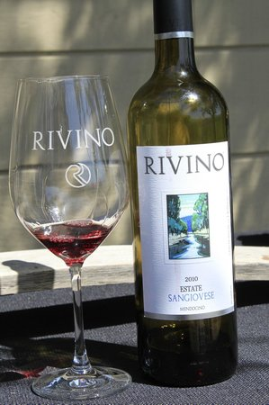 Rivino Winery: Good wine