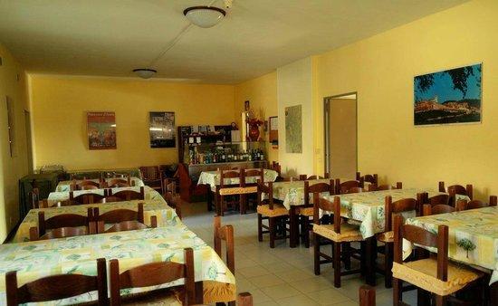 Ostello Della Pace - Hostel della Pace: La sala pranzo e sala comune