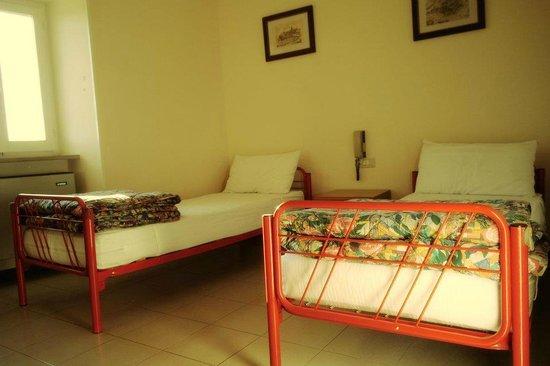 Ostello Della Pace - Hostel della Pace: La camera doppia