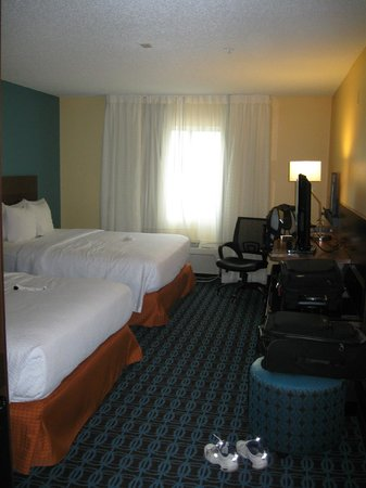 Fairfield Inn & Suites Dallas Park Central: Fairfield Inn Dallas Central Park