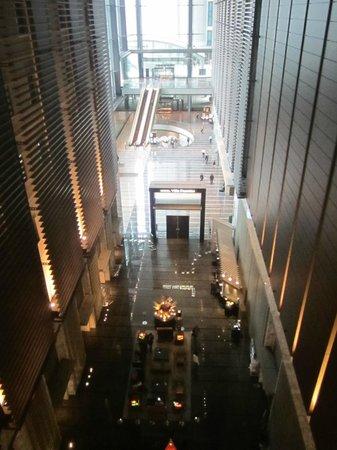 Hotel Villa Fontaine Tokyo-Shiodome: Vue du hall d'entrée