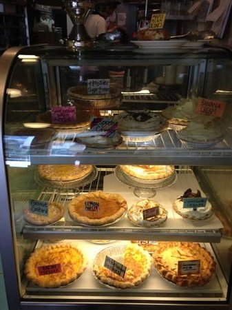 Hoosier Mama Pie Company : pies