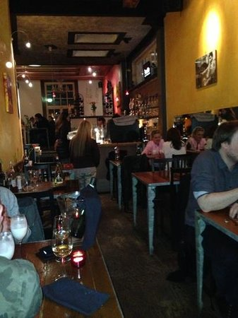 Restaurant Gusto: Saturday night at Gusto