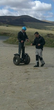 Segway Isle of Man : Introduction to Segway