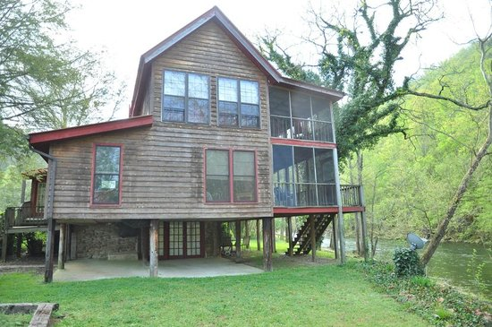 3 Bedroom Cabin Picture Of Whispering River Resort