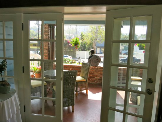 Prime Front Porch With Seating Picture Of Channel Road Inn A Spiritservingveterans Wood Chair Design Ideas Spiritservingveteransorg