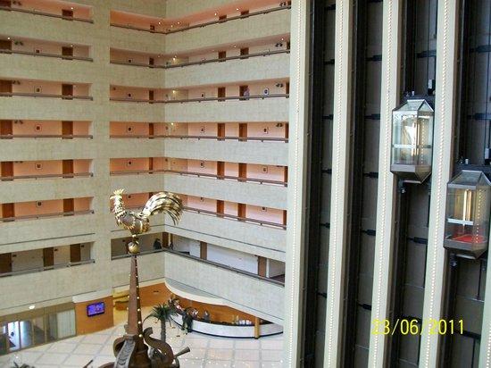 Crowne Plaza Moscow World Trade Centre: vista del interior del hotel