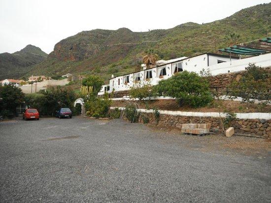 La Caldera, España: Restaurante Tajinaste